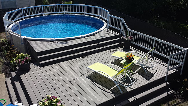 Check out the pools available now at premium pool and spa for Pool spa show 2015