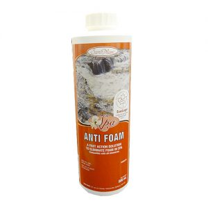 Premium Pool & Spa | anti foam