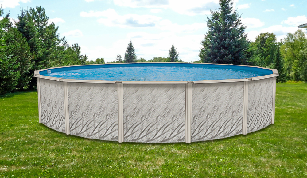 Free Standing Above Ground Swimming Pools: Esprit Above Ground Pools